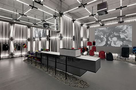 Interior Lighting Stores Crumpler Store By Melbourne 187 Retail Design
