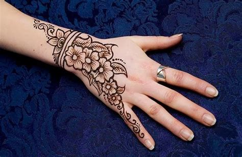 simple arabic henna eid mehndi designs 2014 for hands images