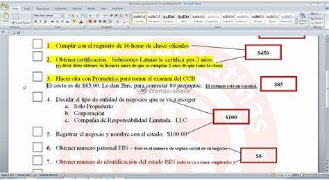 preguntas examen de manejo utah presupuesto para sacar la licencia del contratista ccb