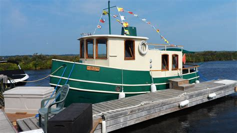 tugboat jobs canada 1987 hobby tugboat for sale in the lindsay area northeast