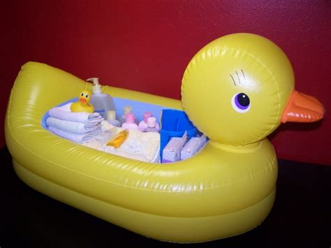 ducky bathtub ducky bathtub gifts emilysbabygifts