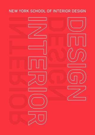 new york school of interior design view book 2017 2018 by new york school of interior design