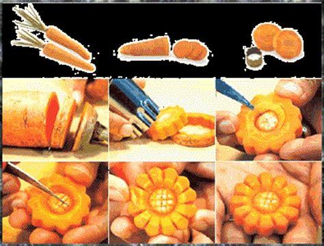 cara membuat makanan ringan dari wortel cara membuat hiasan tumpeng nasi kuning dari sayuran