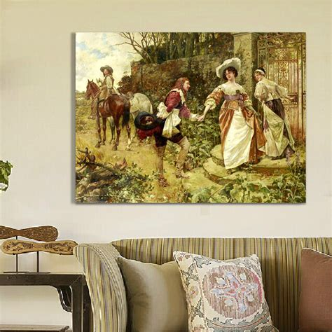 cheap medieval home decor discount medieval europe oil painting handed painted oil