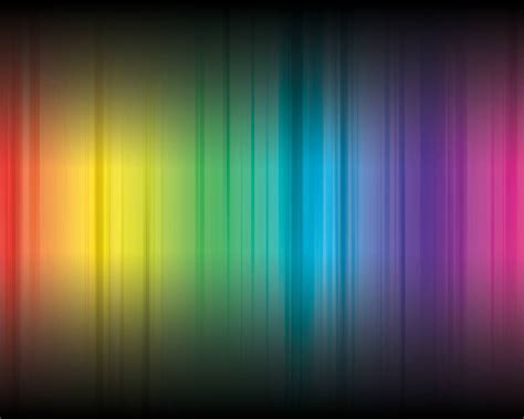 color desk rainbows colors desktop wallpapers creative collection