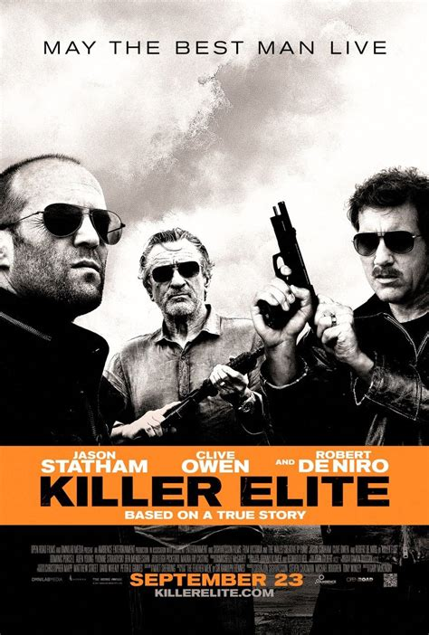 Killer Elite Movie Killer Elite Review And Rating | killer elite review collider