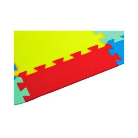 tappeti puzzle elemento latarale di bordo maxi 16 mm