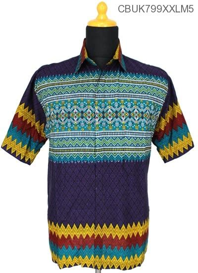 Kemeja Kokoh Lengan Pendek Purple Baju Koko Ungu Muda Kk04 kemeja batik katun motif rang rang warna kemeja lengan pendek murah batikunik