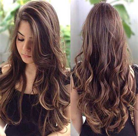 cute hairstyles brown hair 20 brunette long hairstyles long hairstyles 2016 2017