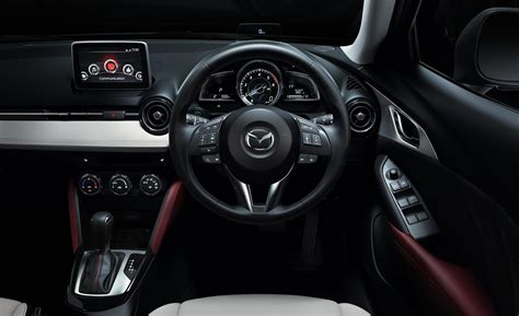 interior mazda cx3 autos weblog