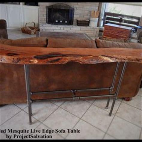 live edge sofa table legs live edge console tables slab sofa tables custommade