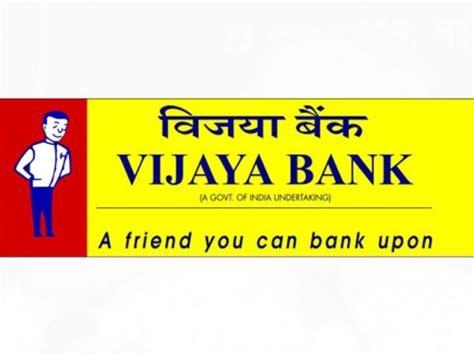 vijaya bank banks logos
