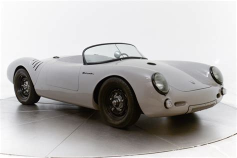 porsche 550 replica with period correct features