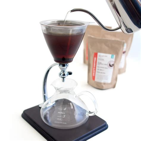 Coffee Drip silverton coffee tea dripper with stainless cone filter