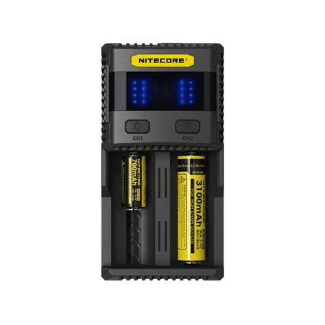 Nitecore Charger Li Ion Ni Mh Sc2 3 Ere uk nitecore sc2 3a 2016 li ion imr lifepo4 ni mh intellicharge battery charger