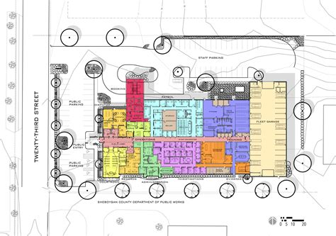 police station floor plans architecture photography sheboygan police station