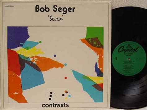 St Kullot Terry Tosca bob seger seven records lps vinyl and cds musicstack