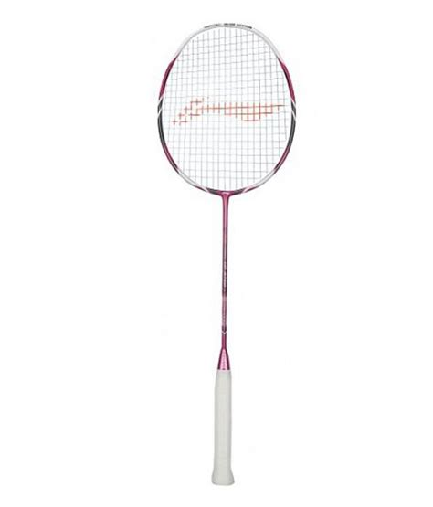 Raket Lining Uc 3720 li ning ultra carbon uc 3720 badminton racket sr buy at best price on snapdeal