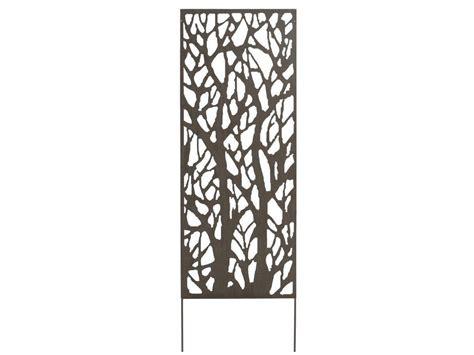 panneau decoratif mur panneau d 233 coratif nortene ajour 233 brise vue pour jardin