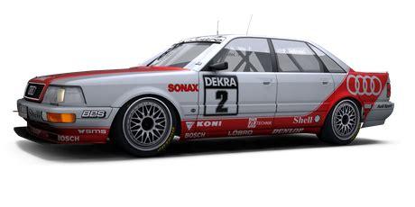 Audi Zentrum Reutlingen by Audi V8 Dtm Store Raceroom Racing Experience