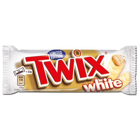 Twix White twix white limited edition schokolade 32 riegel riegel