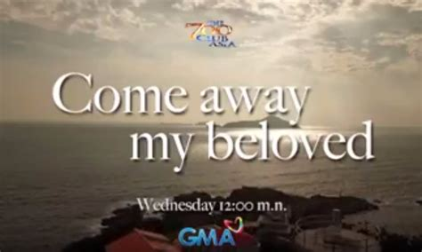 Come Away My Beloved And Pray come away my beloved episode trailer the 700 club asia