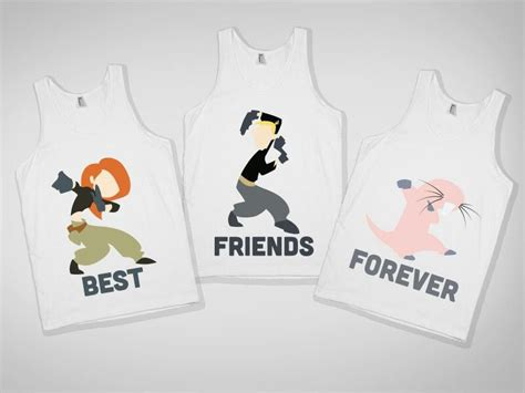 best friends stuff best t shirts for 3 best friends and it is best