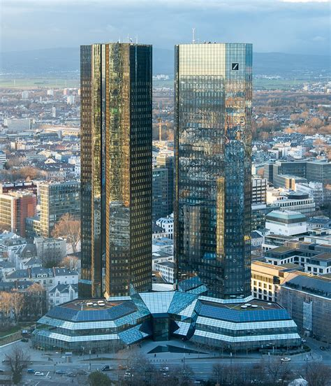 deutsche bank frankfurt am deutsche bank towers