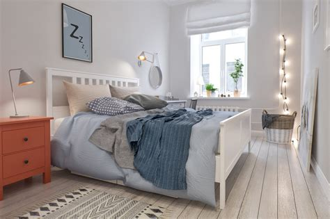 scandinavian interior design bedroom scandinavian style two bedroom apartment by int2 architecture