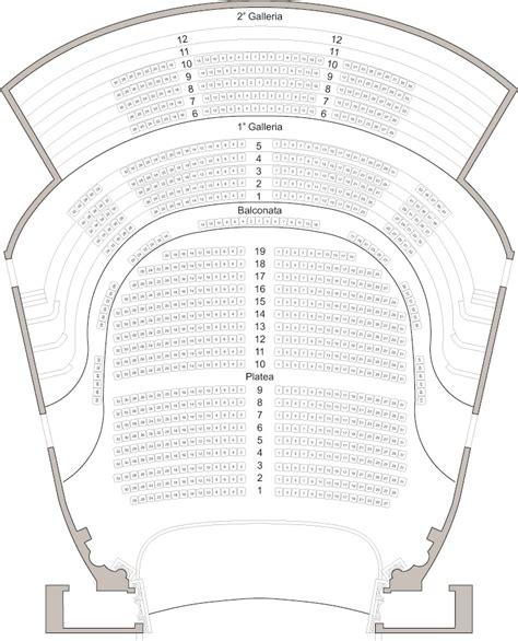 arena di verona posti a sedere prezzi biglietti e mappa posti teatro filarmonico di verona