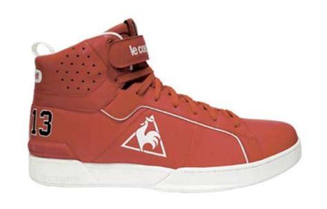 joakim noah basketball shoes rooster high tops le coq sportif