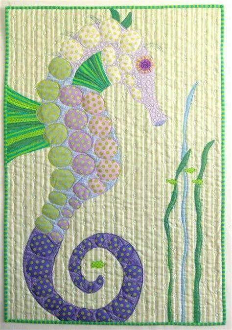 seahorse quilt shop decor coastal favorites