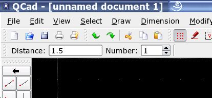 Qcad User Reference Manual The Qcad User Interface