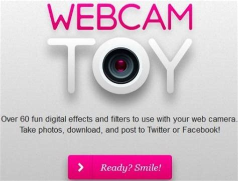 online camera effects