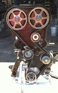 2001 Chrysler Pt Cruiser Engine 2001 2002 2 4l Chrysler Pt Cruiser 2 4 Liter Dohc Engine