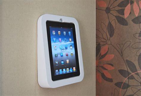 home design ipad walls ipad wall mount gets the designer treatment