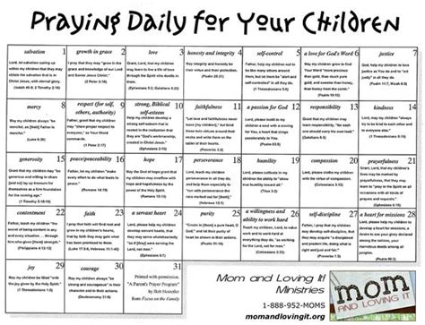 prayer calendar template the world s catalog of ideas