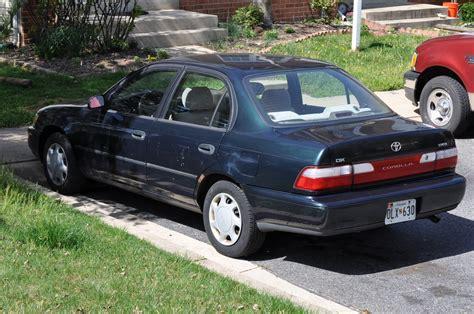1996 Toyota Corolla 1996 Toyota Corolla Pictures Cargurus