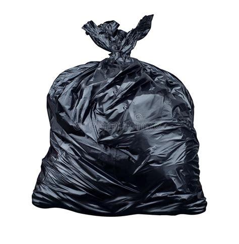 garbage bag stock photo image  environmental
