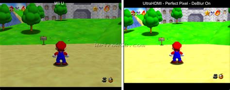 wii vs n64 graphics system shmups system11 org view topic the real thing vs wii
