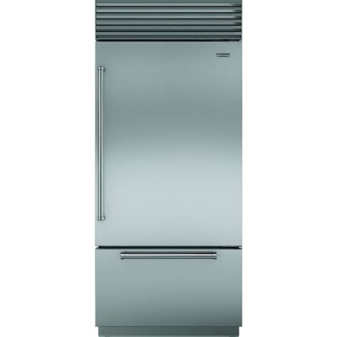 Sub Zero 36 Inch Refrigerator Bi 36uid S Ph Lh Sub Zero 36 Quot Built In Bottom Freezer
