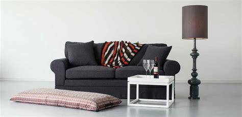 divano dalani dalani divano nero design e funzionalit 224 per la tua casa