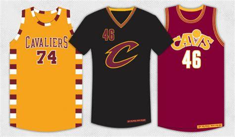 jersey design basketball 2015 cavs cavaliers reveal alternate jerseys for 2015 16 season