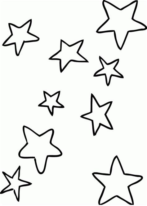 imagenes para colorear estrellas imprimir dibujos de estrellas para pintar colorear pictures