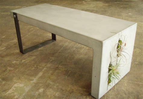 concrete bench modern indoor benches san francisco