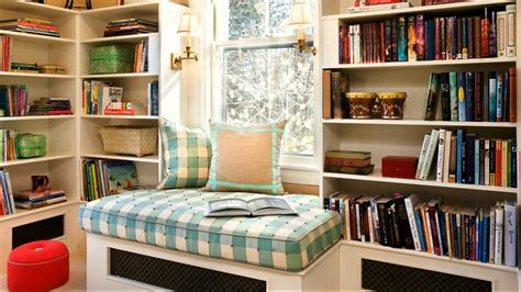 how to create a snug reading space into your home