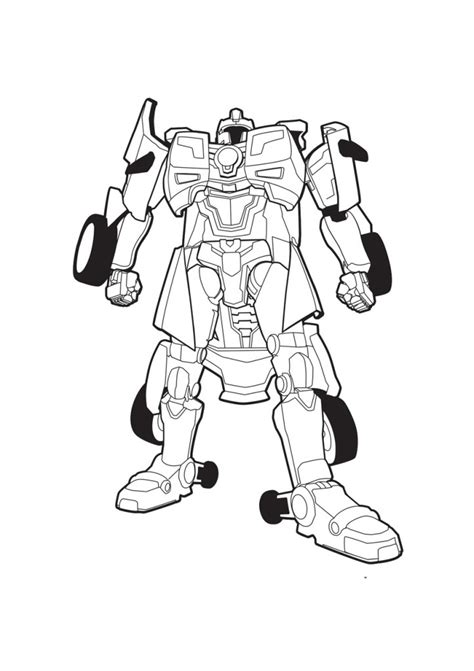 Tobot Y Coloring Pages tobot coloring pages to and print for free
