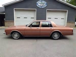 purchase used 1982 chevrolet impala base sedan 4 door 5 0l