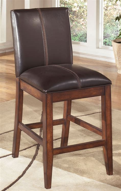 Upholstered Counter Chairs by 24 Inch Counter Stool With Upholstered Back Furniture