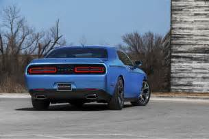 Challenger Dodge 2015 2015 Dodge Challenger Comes In Eight Trim Levels None Of